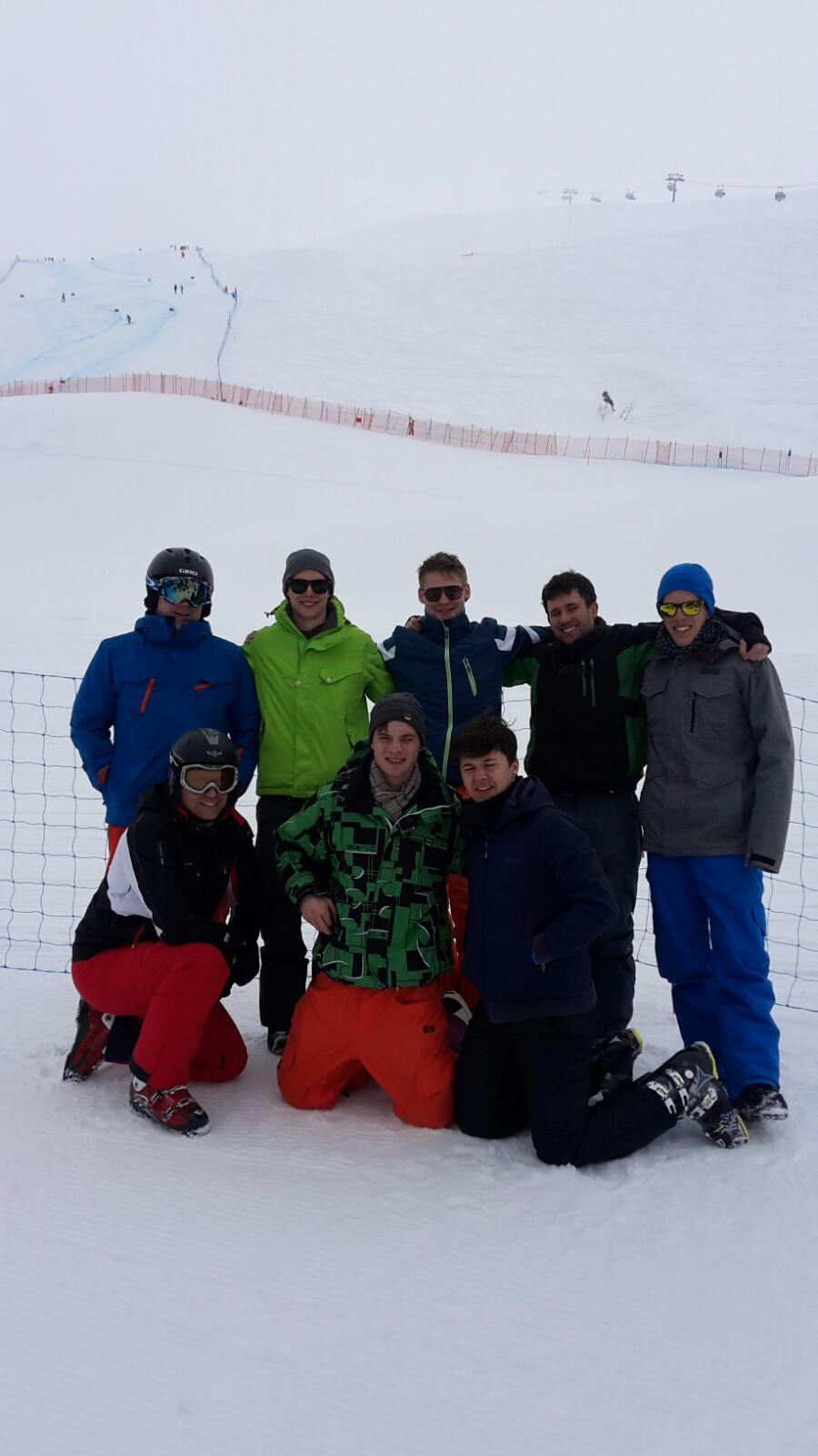 Skiweekend der Aktivriege